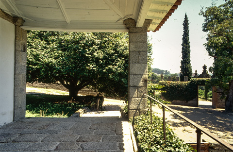 Casa e Quinta da Covilhã, photo by Rui Morais, 1992